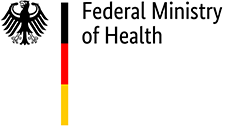 Logo: Federal Ministry of Health - Link to the Federal Ministry of Health